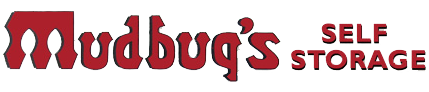 Mudbugs Self Storage logo
